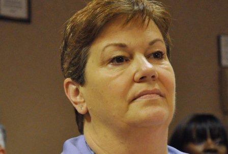 """""""Our voices are being heard in Springfield,"""" Laurie Riek says."""