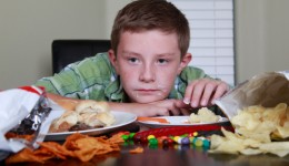 Asthma, eczema more likely in teens eating junk food
