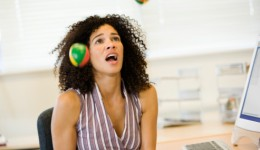 Parent juggling act