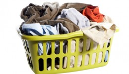 True confessions: Laundry day