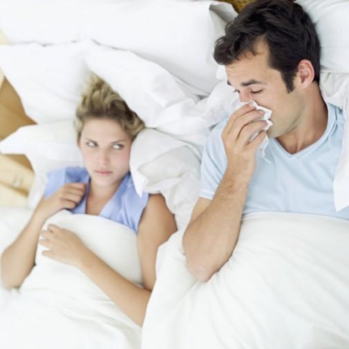 The flu + excess acetaminophen = danger