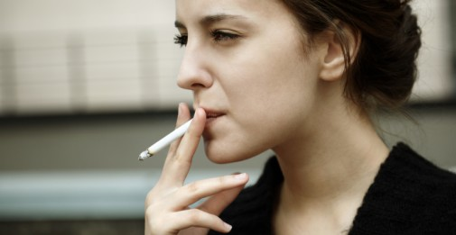 Lung cancer on the rise for women smokers