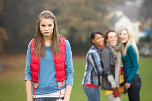 Middle school bullies often dubbed cool kids