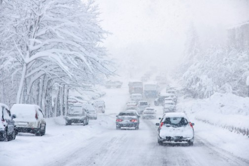 Monster Blizzard paralyzes parts of the Northeast
