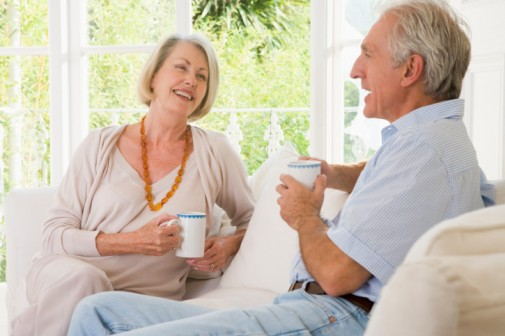 Why older people should embrace their java