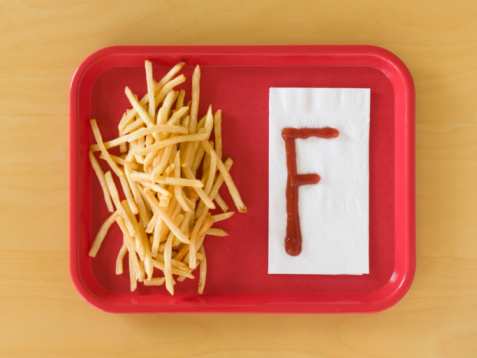 "Fast food meals for kids get an ""F"""