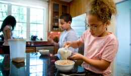 Food allergies are on the rise, especially among children