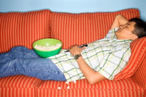 Lose sleep, gain weight?