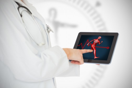 Physically fit doctors prescribe exercise more often