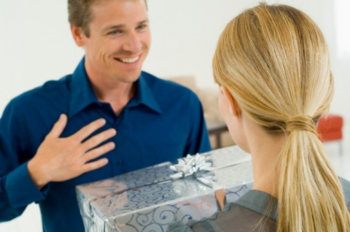Scientific proof that it's better to give than receive