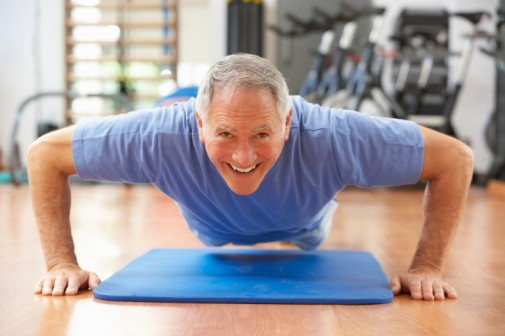 Can fitness help your bladder?