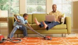 A prescription for healthy spring cleaning
