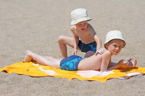 More kids getting deadliest form of skin cancer