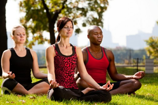Need a mental boost? Try yoga