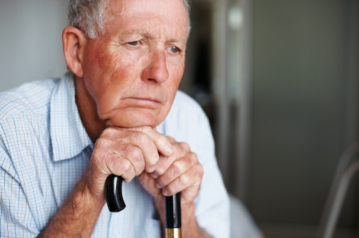 Helping seniors spot depression