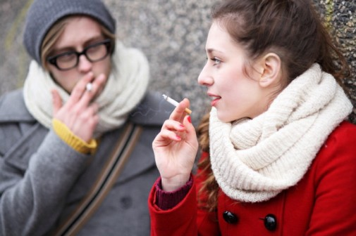Smoking scenes double in youth rated movies, study finds
