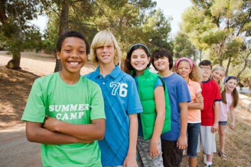 Summer camps can boost healthy development