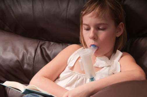 Children's schoolwork and sleep affected by asthma