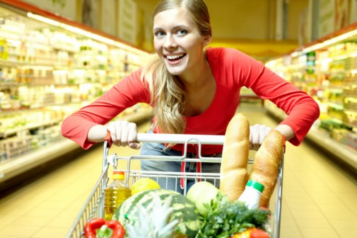 Shopping when hungry proves detrimental to diet