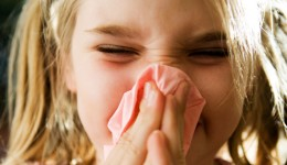 Allergies in kids on the rise, says new report