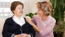 Caring for a loved one after a stroke