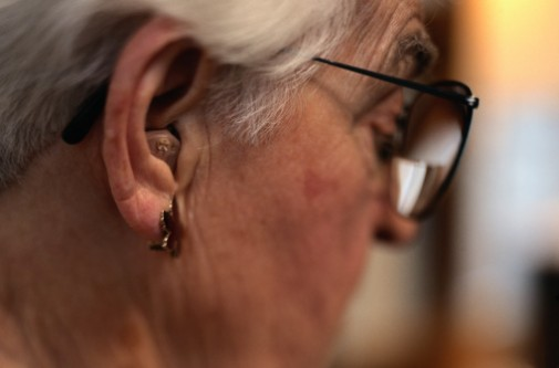 Dementia could be tied to hearing loss