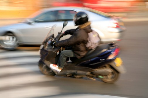 Trend for motorcycle deaths going in the wrong direction