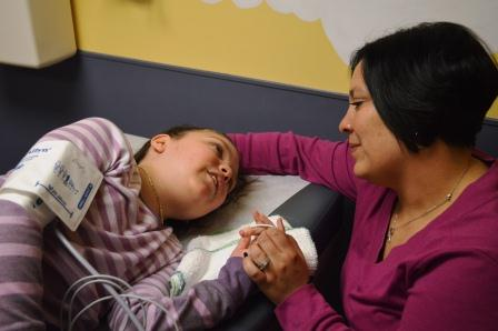 Will to Survive: A 10-year-old's fight against cancer