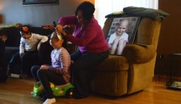 10-year-old's cancer fight inspires many