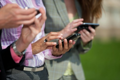 Americans look to smartphones for health info