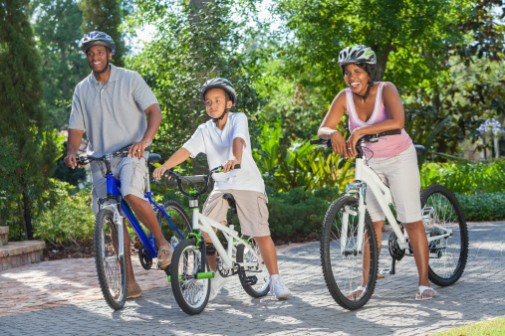 Are parents the best fitness role models for kids?