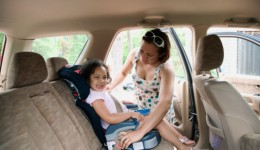 Leaving kids alone in the car can be deadly