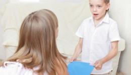 Bullying from siblings can be just as damaging as peer bullying