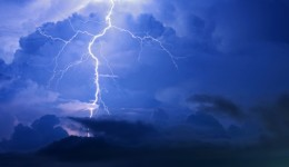 A healthy fear of lightning is a good thing, experts say