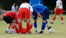 Boys run a higher risk for facial injuries in youth sports