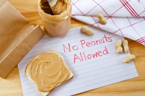 Caution: Allergens may be lurking in your food