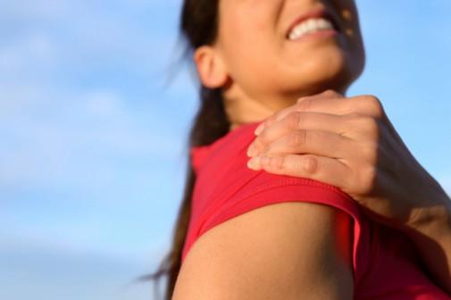 Don't shrug off shoulder pain