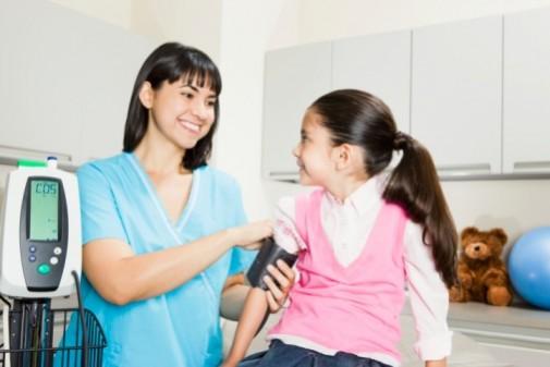 High blood pressure risk in kids soaring