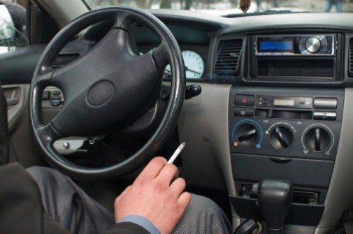 Majority of Americans favor smoking ban when kids are in the car