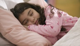 Young minds benefit from bedtime routines