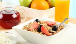 Bigger breakfast, smaller waistline?