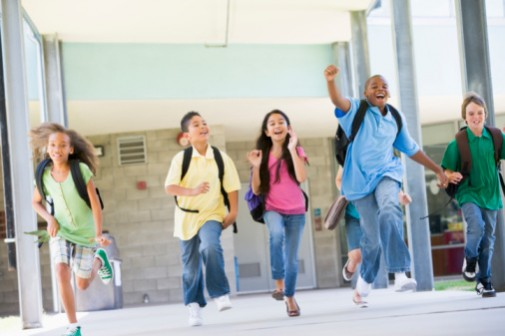 Schools help tackle obesity problem