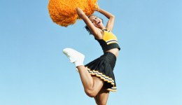 Cheerleaders with concussions may downplay their injuries