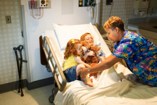 Helping kids cope with chronically ill siblings