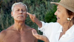 Men more likely to die of skin cancer