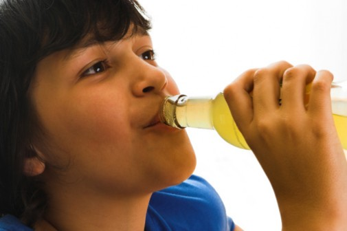 More bad news about kids and sugary drinks