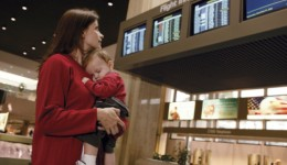 5 tips for air travel with babies