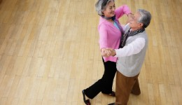 Dance therapy for Parkinson's?