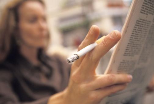 Do hard-hitting ads help smokers kick the habit?
