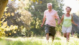 Exercise not bad on aging knees